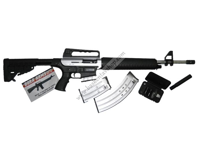Bora Barak BR-99 12 Kalibre Şarjörlü Yarı Otomatik Av Tüfeği