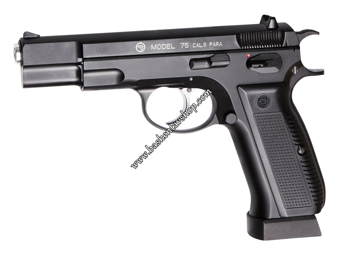 ASG CZ 75 Full Metal Blowback Havalı Tabanca-av12366