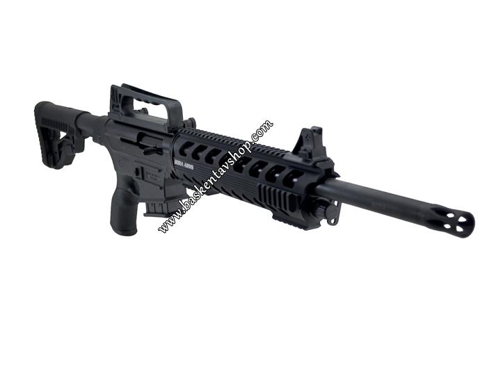 Bora Arms Barak BR-99 Alüminyum Kundak Şarjörlü Yarı Otomatik Av Tüfeği
