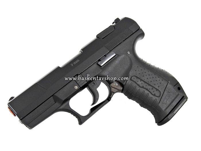 Baredda Z88 9mm Kurusıkı Tabanca Siyah-av11909