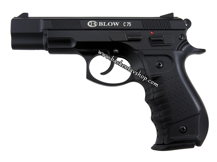 Blow C75 Kurusıkı Tabanca Siyah-av13051