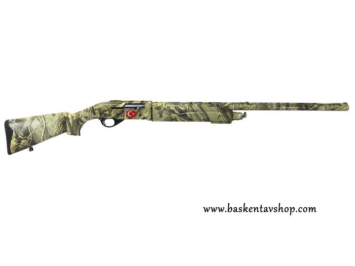 2.El Castello Mod 401 Magnum Kamuflaj Yarı Otomatik Av Tüfeği-av13081