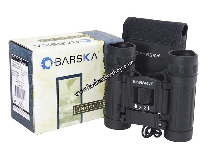 Barska 8x21 Lucıd Vıew El Dürbünü-av13127