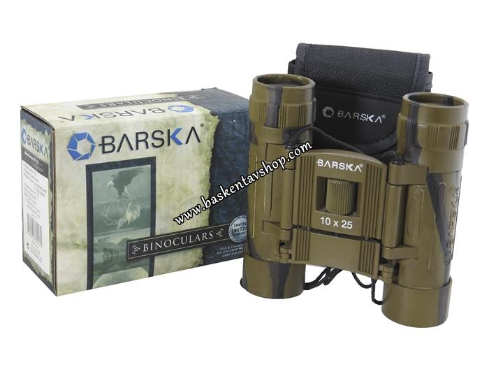 Barska 10x25 Camo Lucıd Vıew El Dürbünü-av13128
