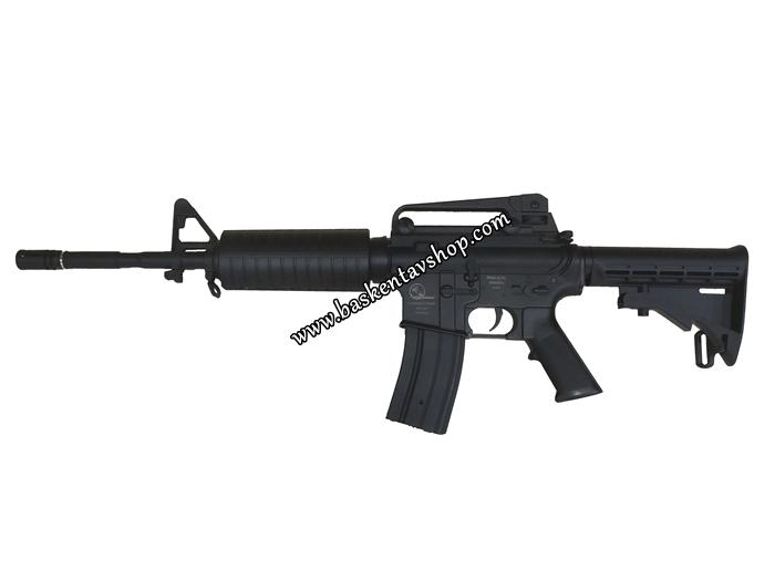ASG Armalite M15A4 6mm Aırsoft Tüfek-(Şarjlıdır)-av13133