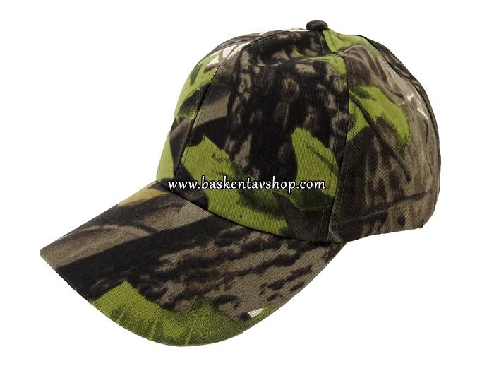 Kamuflaj Avcı Şapkası-av13152