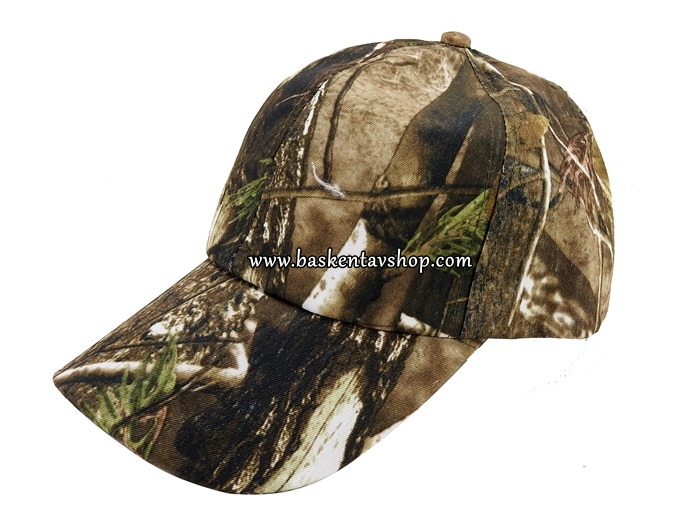 Kamuflaj Avcı Şapkası-av13154
