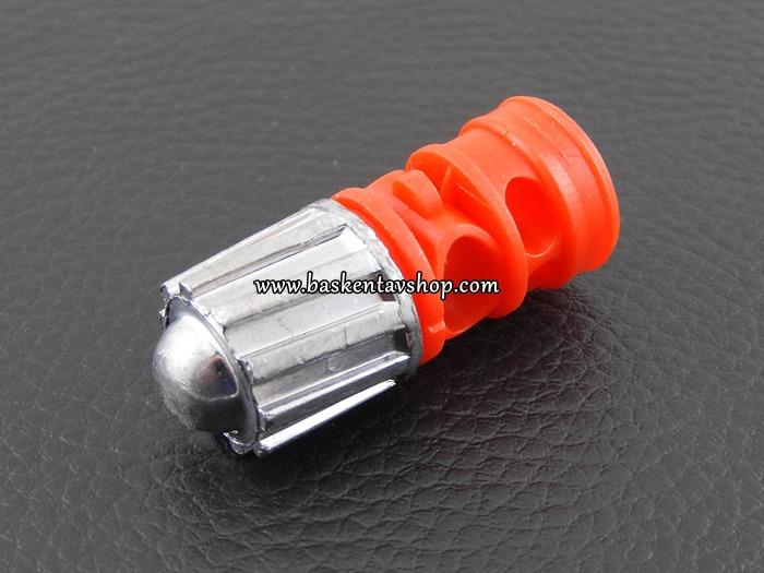 20 Kalibre Plastik Tapalı Tek Kurşun (10 Adet)-av13787